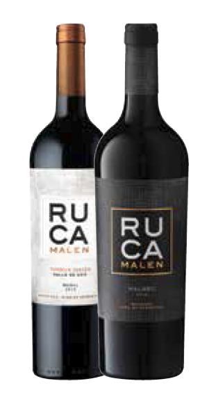 Ruca Malen Unveils New Look, New Wines