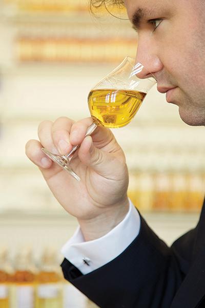 Eighth-Generation Master Blender Named for Hennessy