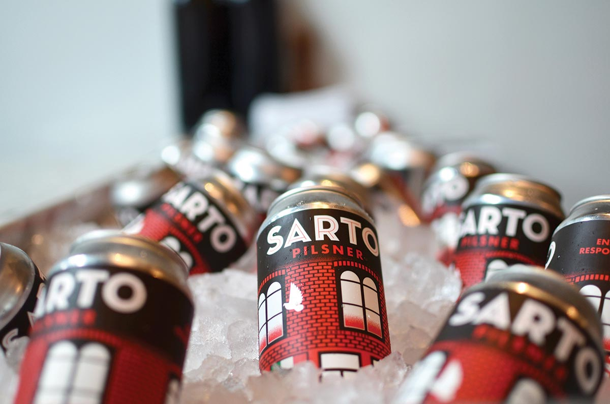 Revival Brewing Company Celebrates Sarto Beer Launch