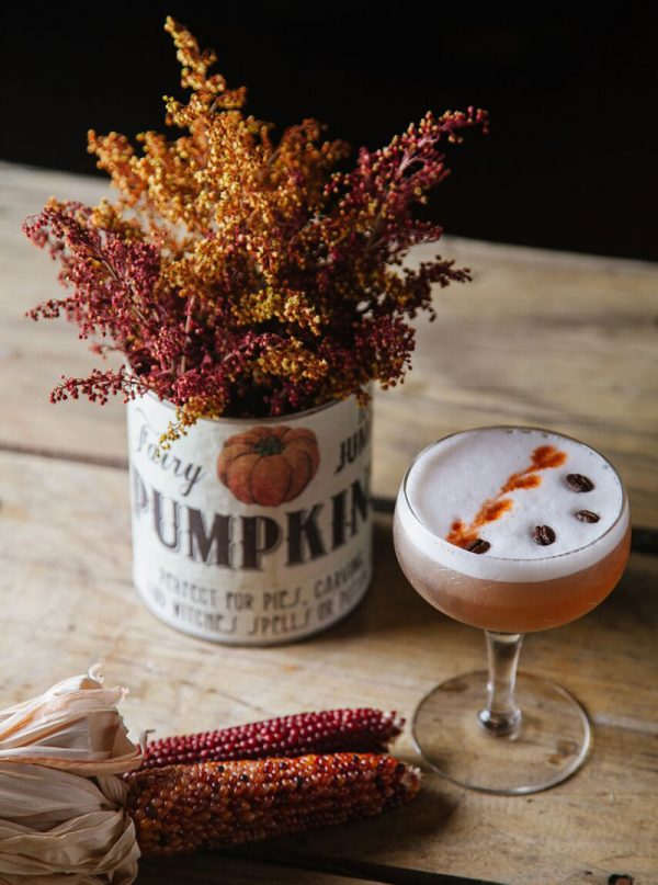 Seasonal Cocktails Add Spice to Thanksgiving