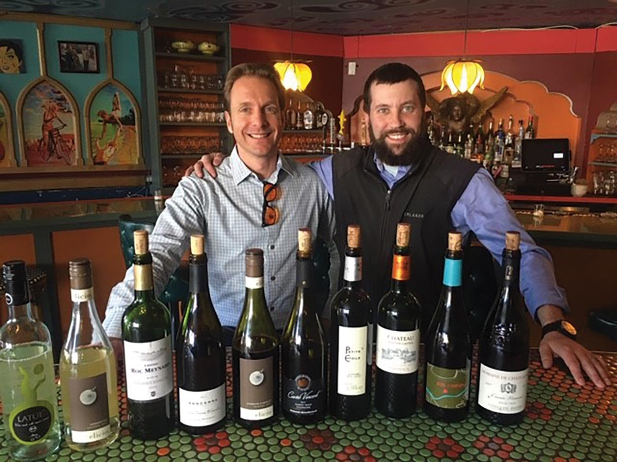 Sage Cellars Welcomes Suppliers to State Venues