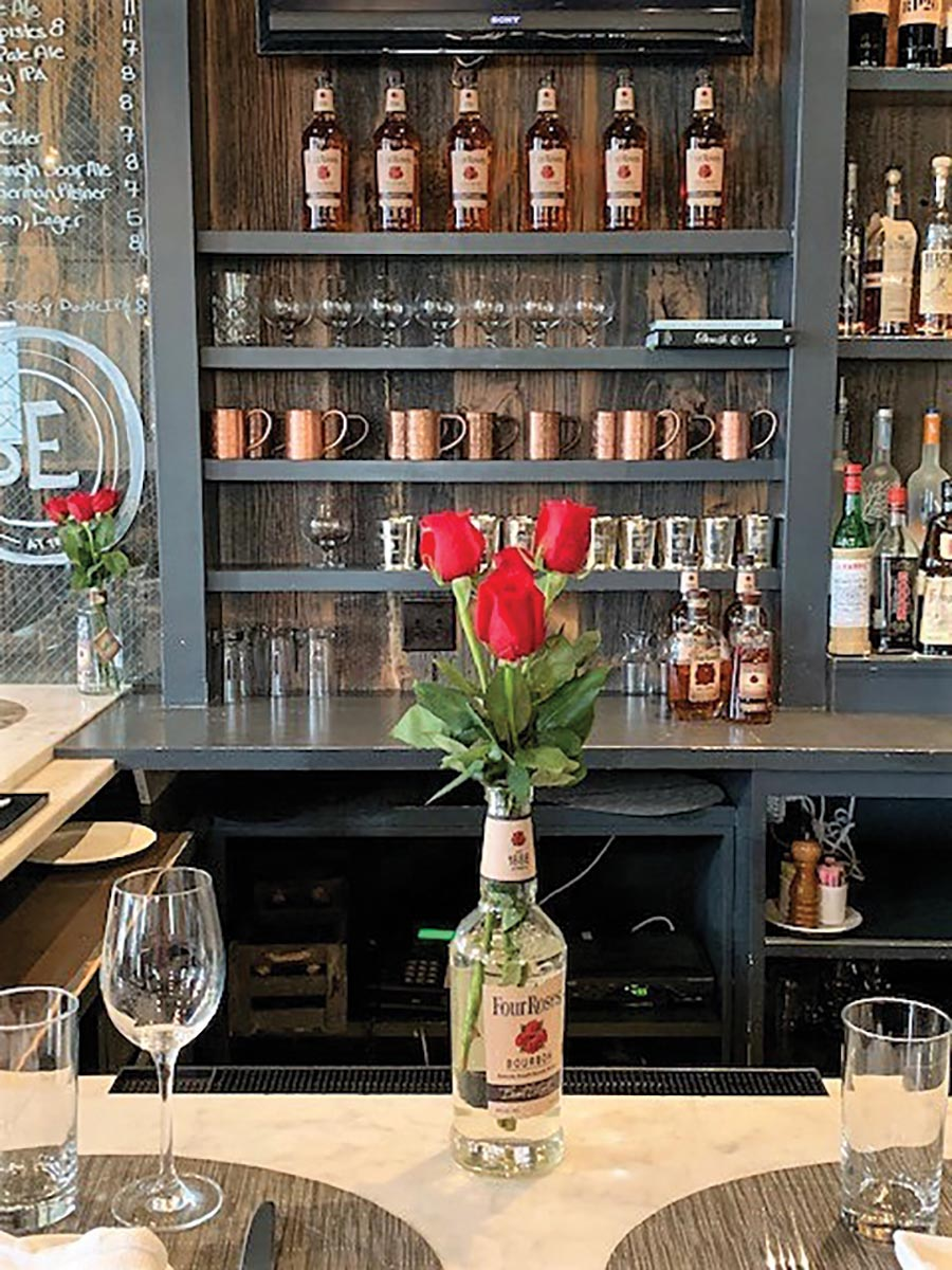 Four Roses Bourbon Featured at New Canaan Derby Viewing