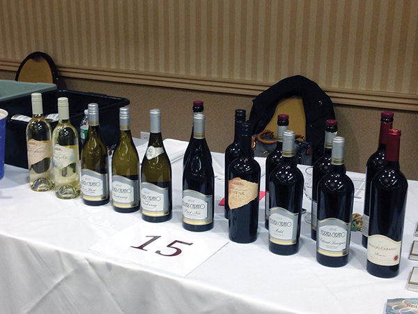 Slocum & Sons Welcomes Spring With Trade Tasting