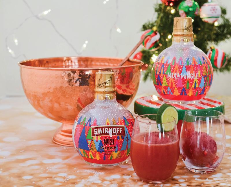 Get Festive: Winter Cocktail Inspirations