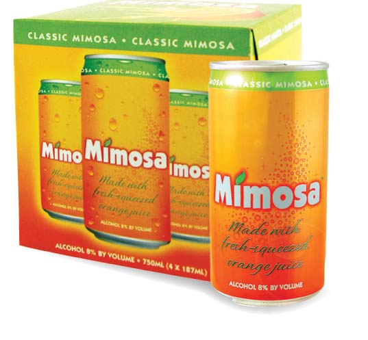 Soleil Introduces Mimosa Mini The Beverage Journal
