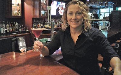 Kay Salvas, Bar Manager