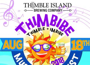 Thimbibe Music & Beer Fest @ Thimble Island Brewing Company | Branford | Connecticut | United States