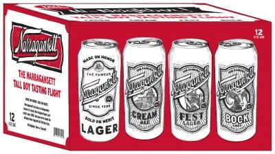 Narragansett Beer Offers Fall Flight Pack