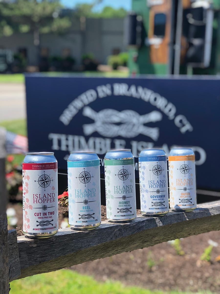Thimble Island Brewing Adds New Selections