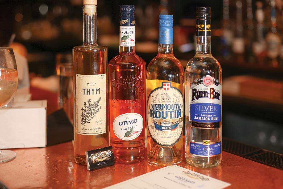 USBG RI Industry Event Highlights France's Giffard Liqueurs