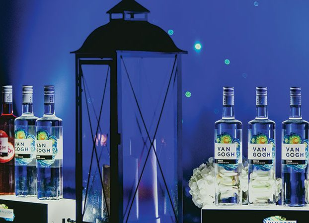 Imported Overview: Vodka Across the Seas