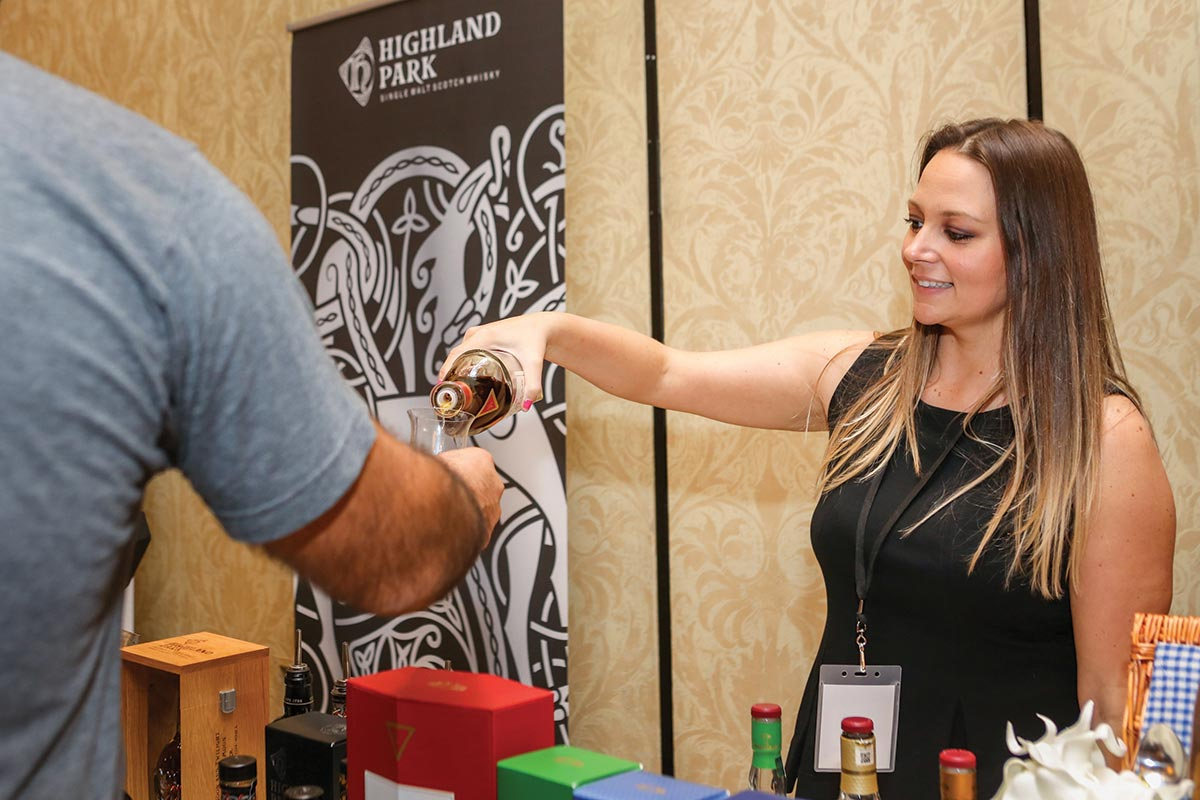 RIDC Whiskey Experience Offers Tastes Spanning the Globe