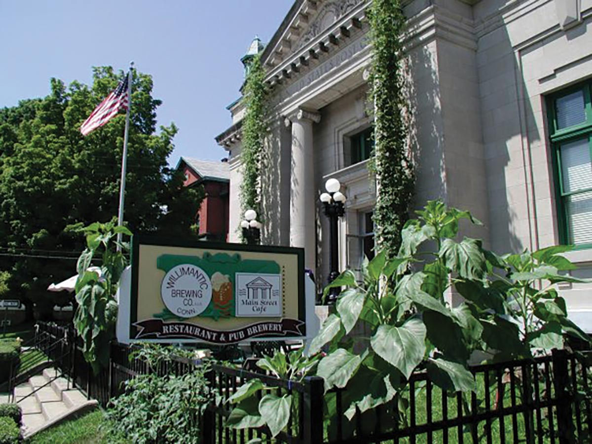 Willimantic Brewing Company Named to Great American Beer Bar List