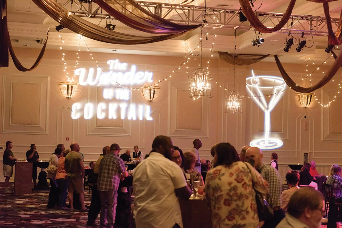 June 19 – 21, 2019: The Wonder of the Cocktail