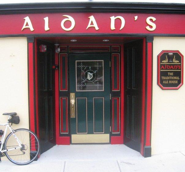 """Serving Up: Aidan's Irish Pub's """"Irish Pumpkin"""""""