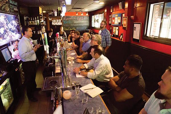 Altos Tequila Hosts Seminar for Beverage Professionals