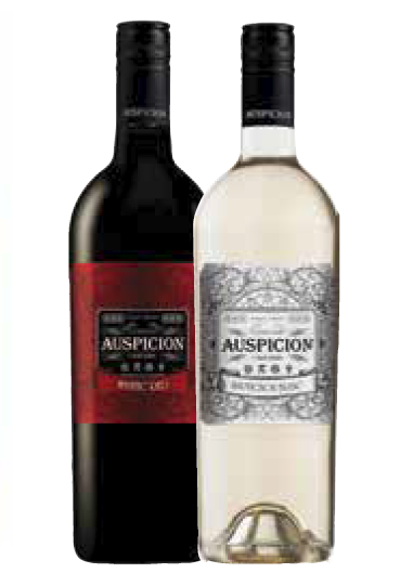 Auspicion Adds Two New Wines