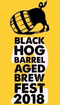 January 20, 2018: Black Hog Barrel Aged Brew Fest 2018
