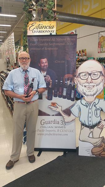 Piu Facile Showcases Wines in Two Off-Premise Tastings
