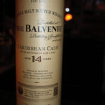 The third whiskey pairing: Balvenie 14-year-old Rum Cask Finish featured in The Bahama Queen, an Old Fashioned cocktail.