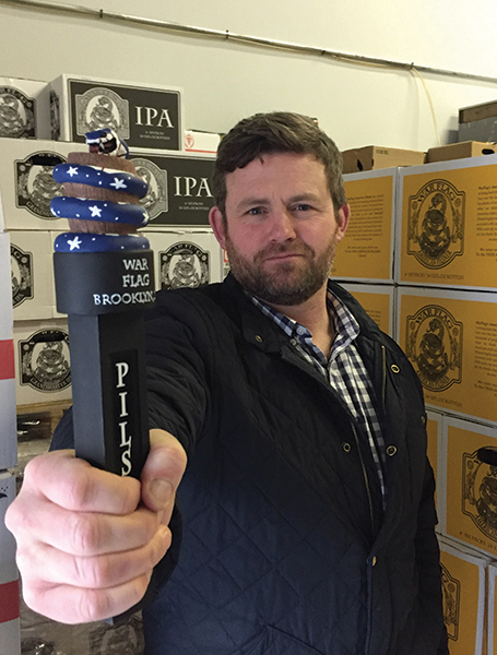 Cellar Fine Wines Launches War Flag Brewing Company