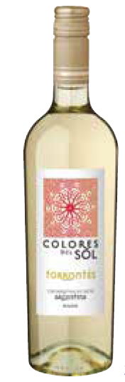 Colores del Sol Expands With Release of Torrontés