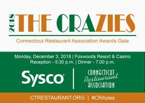 Connecticut Restaurant Association Annual Awards Dinner 2018 @ Foxwoods Resort & Casino | Ledyard | Connecticut | United States