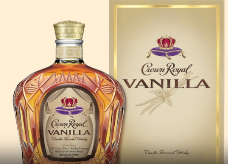 Crown Royal Releases Vanilla Expression