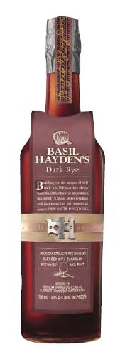 Basil Hayden's Releases Dark Rye