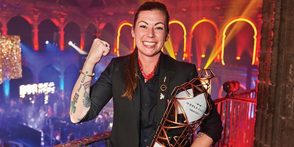 Stewart Wins World Class Bartender of the Year