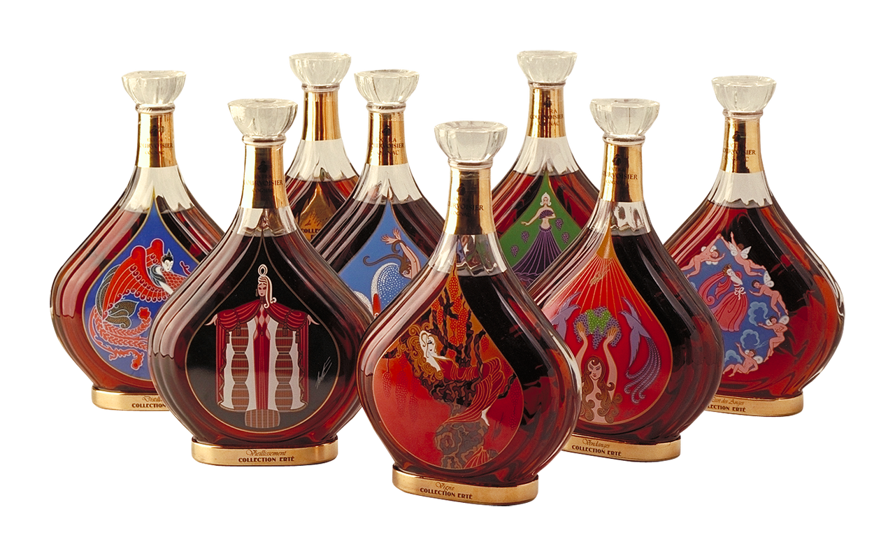 Top 10 world s most expensive liquors for christmas for Cognac design