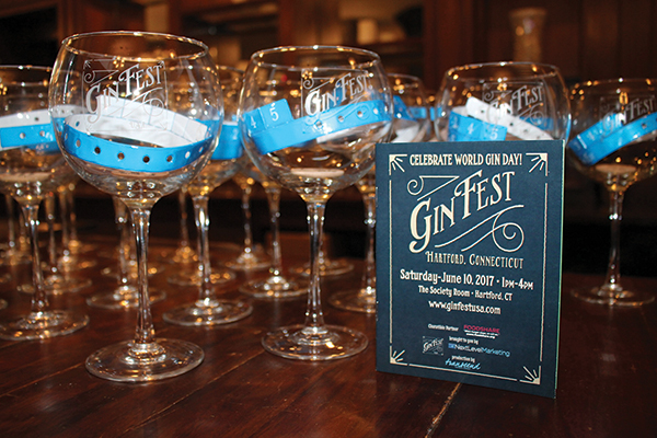 GinFest Hosts Inaugural Stateside Event in Hartford