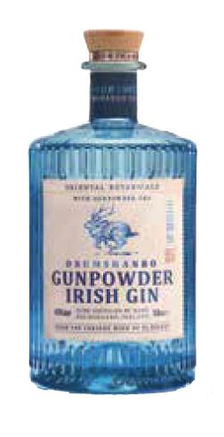 Palm Bay International Adds Drumshanbo Gunpowder Irish Gin