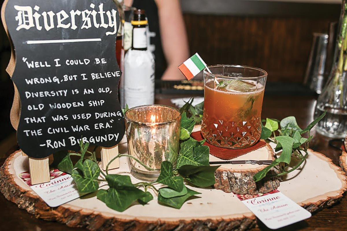Brescome Barton Hosts West End Cocktail Competition