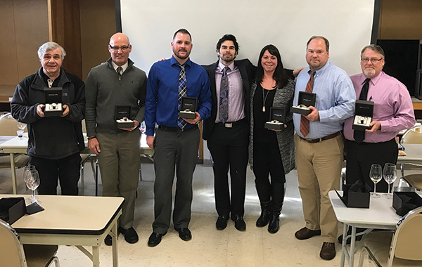 Hartley & Parker Recognizes Employees for a Decade of Service
