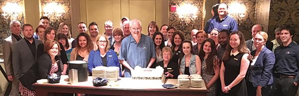Hotel Viking Celebrates 90th Anniversary in Hospitality