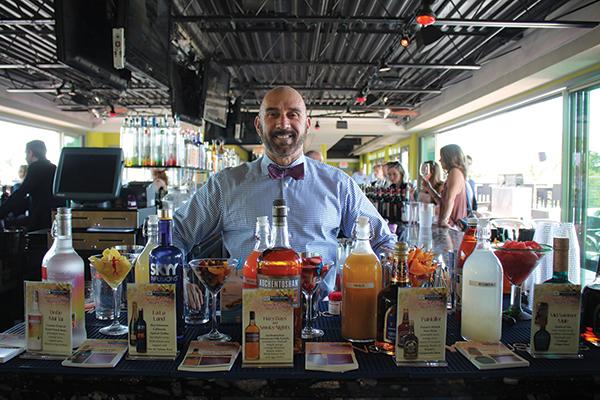 Hartley & Parker Hosts Two Spring Trade Tastings