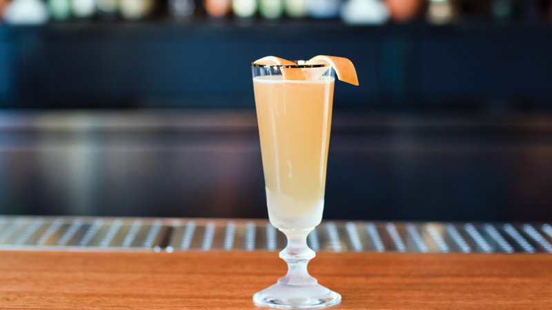 Behind the Bar: Low Alcohol Cocktails