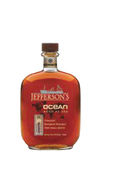Jefferson's Bourbon Releases New Expression