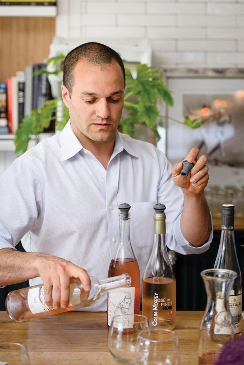 """The Whelk Named to 2018 """"Best Wine Restaurant"""" List"""