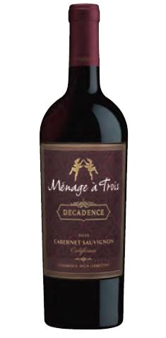 Menage A Trois Announces New Cabernet