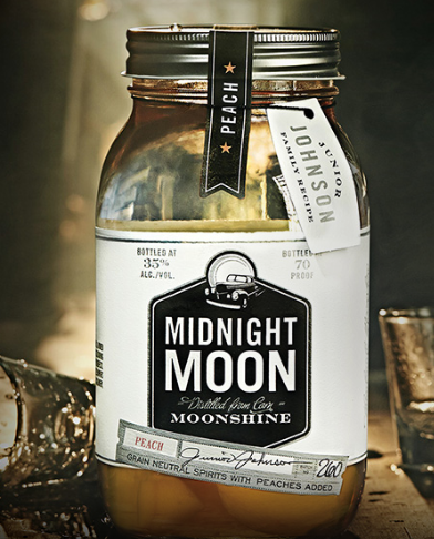 Midnight Moon Moonshine Introduces New Flavor | The ...