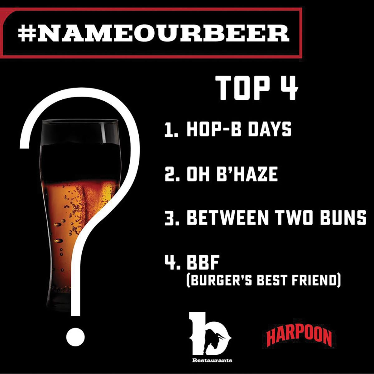 West Hartford Resident Names Plan B's Flagship Brew from Harpoon