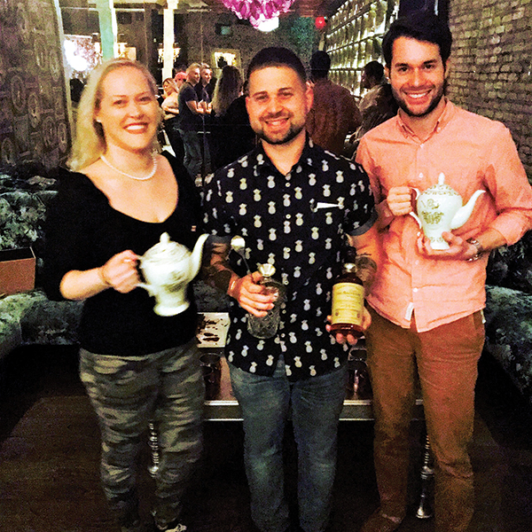 USBG CT Hosts Membership Drive and Cocktail Competition