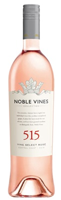 Noble Vines Adds Rosé To Collection