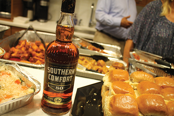 Rhode Island Distributing Launches Southern Comfort 80