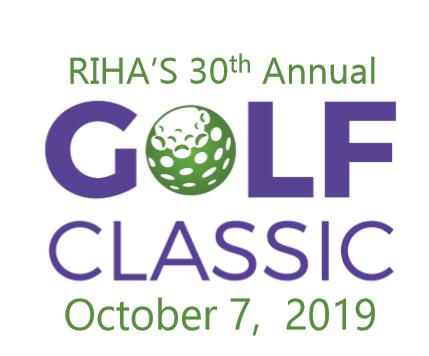 October 7, 2019: 30th Annual RIHA Golf Classic