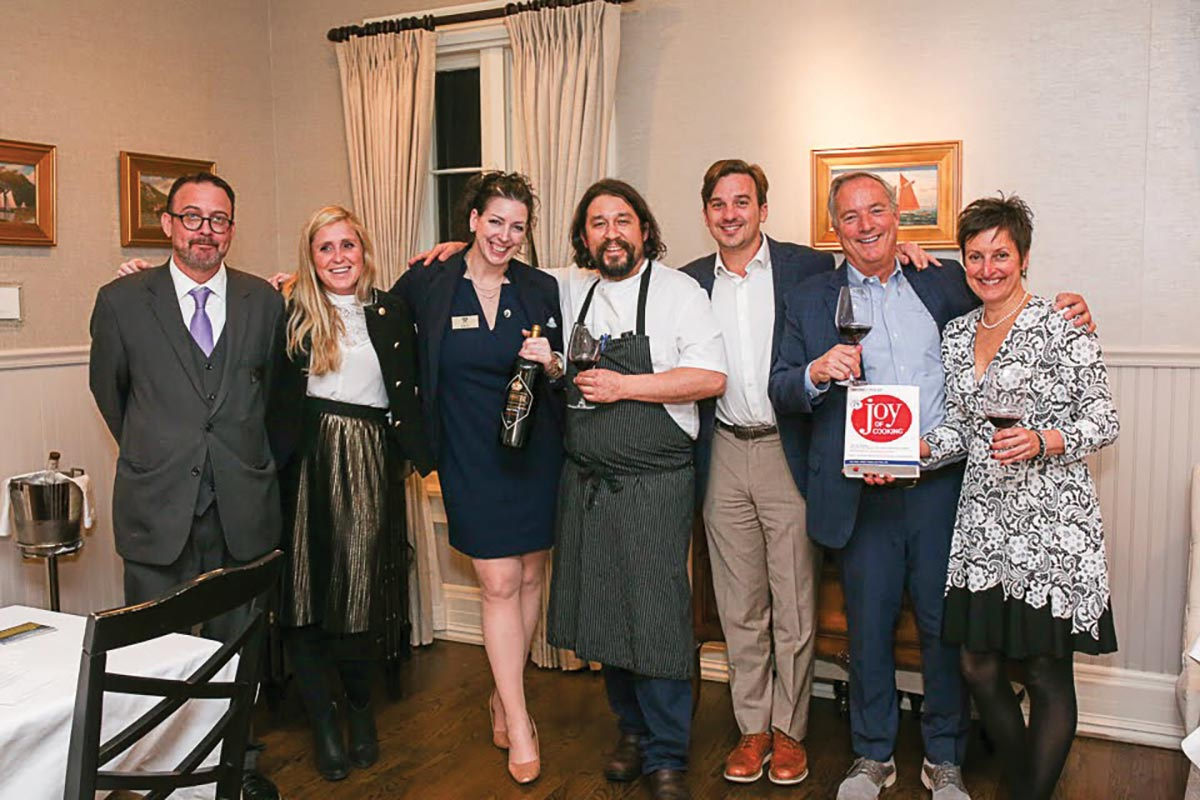 Winebow Hosts Rombauer Wine Dinner in Mystic