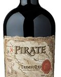 Pirate TreasuRed is a bold red blend made from Cabernet Sauvignon, Syrah, Merlot, Grenache, Cabernet Franc, Petit Verdot and Petite Sirah and aged in French oak barrels.