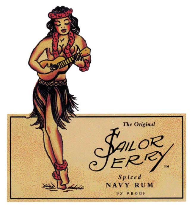 AROUND TOWN: Brescome Barton Hosts Sailor Jerry